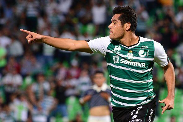 """Como punta del equipo se encuentra Javier """"Chuletita"""" Orozco que dejó at..."""