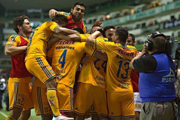 En el actual torneo los Tigres se medirán al River Plate de Argentina, a...