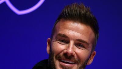 """David Beckham analiza la 'joven' Inglaterra en el Mundial: """"Una movida arriesgada pero emocionante"""""""