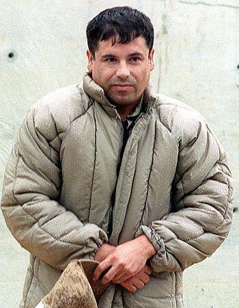 JOAQUÍN EL CHAPO GUZMAN - Es el líder del cártel de Sinaloa y el narcotr...