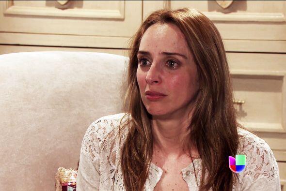 Y vaya sorpresa que se llevaron don Bruno y doña Constanza, pues Renata...