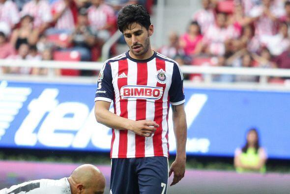 """Miguel Sabah, Omar Bravo, Eric """"Cubo"""" Torres, Aldo de Nigris, Rafael Már..."""
