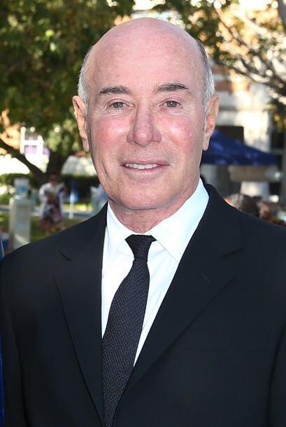 El productor musical y cinematográfico David Geffen