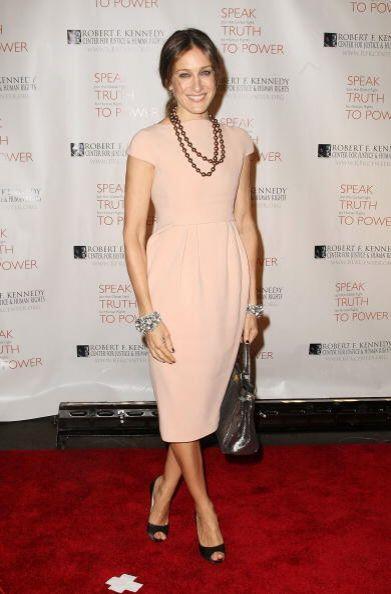 Sin embargo, 'fashionistas' como Sarah Jessica Parker han revolucionado...