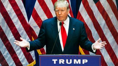 Reacciones de los famosos a las declaraciones de Donald Trump