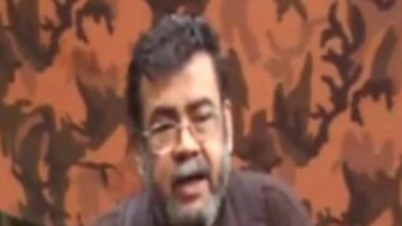 El comandante de las FARC, Alfonso Cano, quiere dialogar con el gobierno.