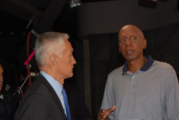 El disidente cubano Guillermo Fariñas se encuentra de gira por EE...