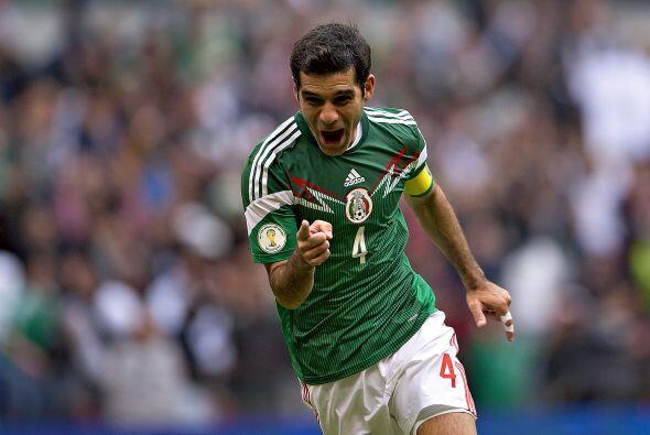 El capitán de México. Desde hace más de dos meses Miguel Herrera anunció...
