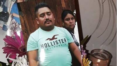 Marcelina García y Santos Hilario fallecieron en un accidente cuando int...