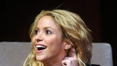"""""""Puedo dar fe de ello"""", dijo Shakira sobre la efectividad de seducción d..."""