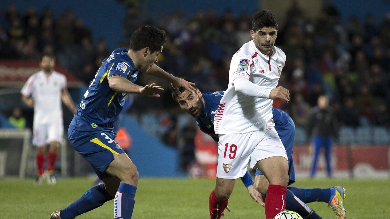 Getafe vs. Sevilla