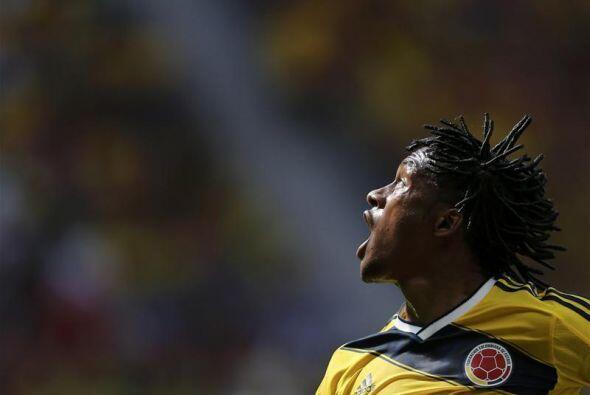 Juan Cuadrado (Colombia). Foto tomada de Twitter | Usuario@Squawka