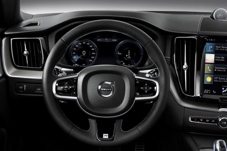 Las armas de la nueva Volvo XC60 son belleza y alta tecnología  205042_T...