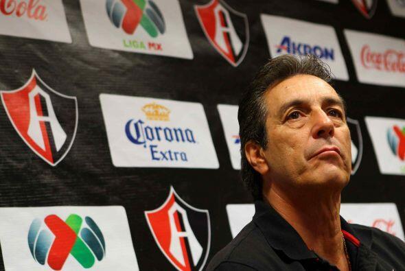 """El """"Jefe"""" dejaría al equipo para el torneo Apertura 2013 por decisión pe..."""