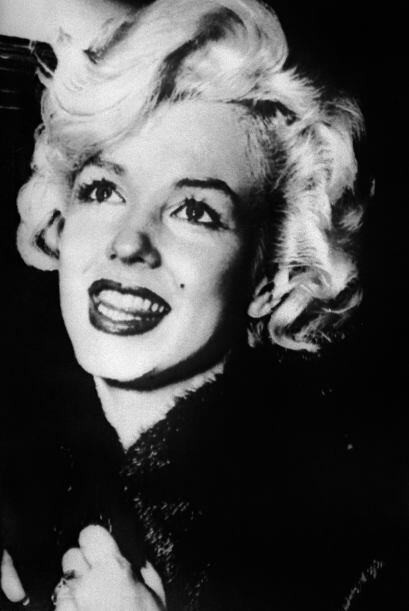Marilyn Monroe Mira aquí lo último en chismes.