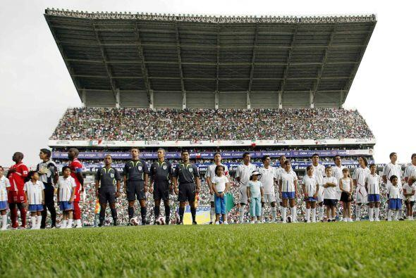 El anterior encuentro fue en la ciudad de Puebla con el Estadio Cuauhtém...