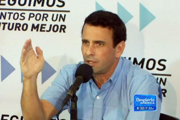 La oposición venezolana impugnó el jueves ante el Tribunal Supremo de Ju...