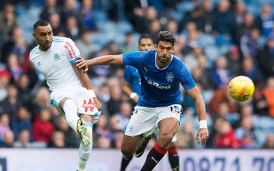 Herrera se codeó con Dimitri Payet, seleccionado francés.