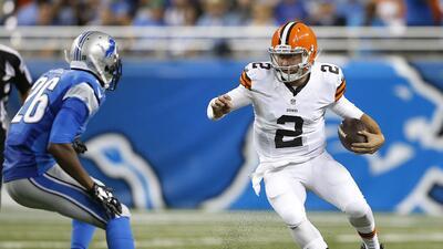 Highlights, Pretemporada Semana 1:  Clevelando Browns vs. Detroit Lions