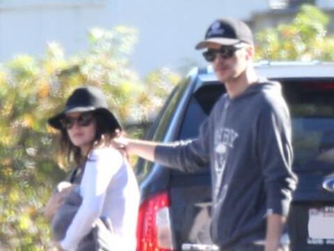 Rachel Bilson y Hayden Christensen ya nos dejaron ver a su bebita.