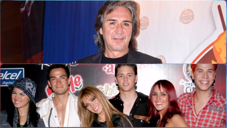 Pedro Damián realiza casting para formar a la nueva generaci&oacu...