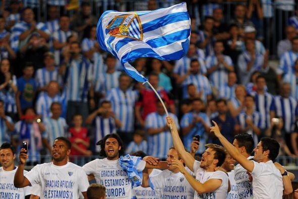 Aunque disputará una ronda previa, Málaga consiguió algo de gran importa...
