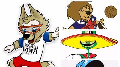 Historias de Mundiales: las mascotas de las Copas del Mundo de la FIFA