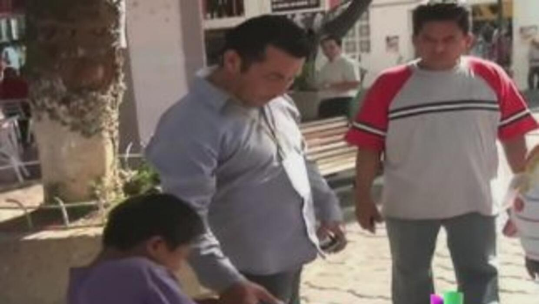 Identifican a niño tzotzil humillado en México