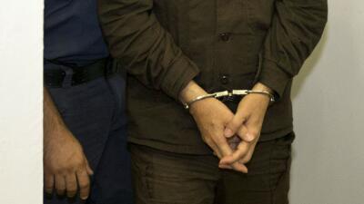 Arresto Yankel Rosenthal