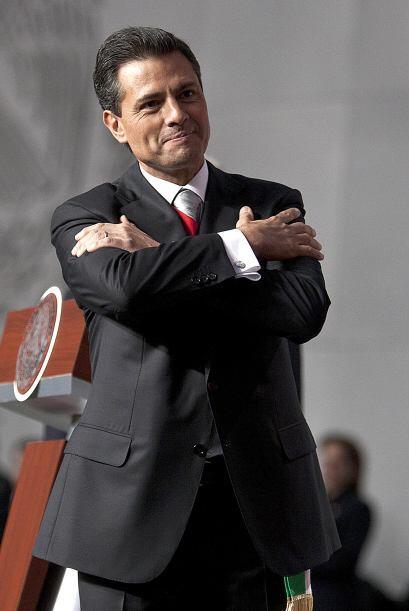 #9 Enrique Peña Nieto (@EPN). El recién electo presidente de México se c...