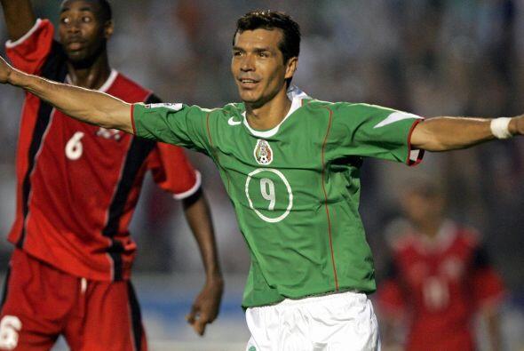 En el segundo semestre del 2005 había tres mexicanos jugando en Europa....