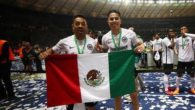 En fotos: esta es la agenda de los mexicanos en Europa para la temporada 2018-19