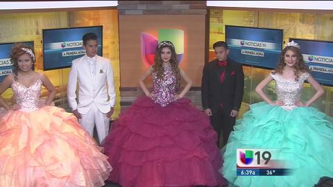 ¿Cómo elegir el vestido para la fiesta de quince años?