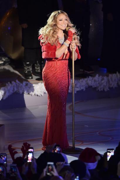 Tras separarse de su esposo, el también cantante Nick Cannon, Mariah no...
