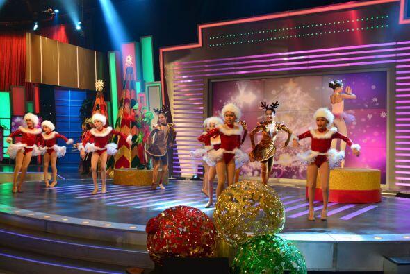 Nuestras pequeñas Santas y los lindos renos nos demostraron el verdadero...