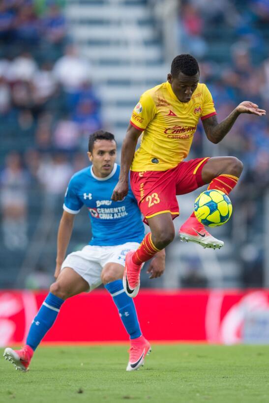 Cruz Azul deja ir la victoria en los últimos minutos ante Morelia  Jeffe...