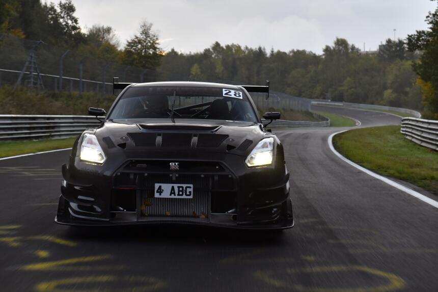 Nissan GT-R por Litchfield