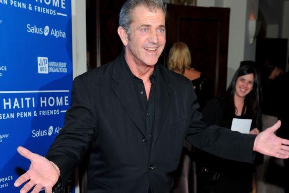 Mel Gibson nació el 3 de enero de 1956.