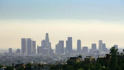Fin de semana fresco y sin lluvia en Los Ángeles