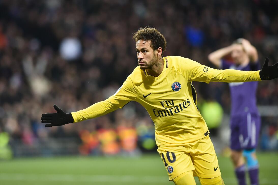 El París Saint-Germain cumplió la misión y se llevó los tres puntos de T...