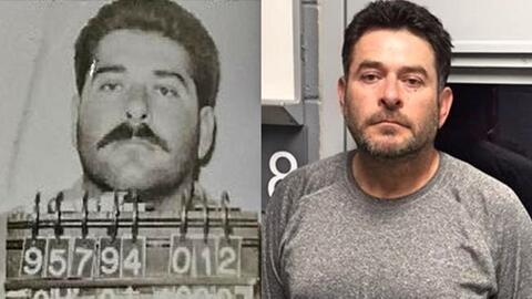 Mario Huerta estuvo prófugo de 1993 a 2017.