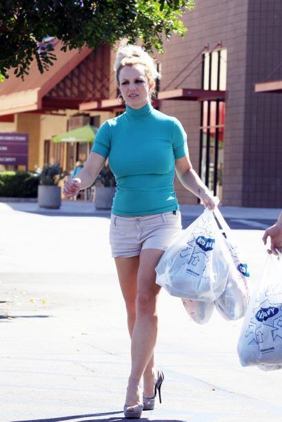 Ni ella sabe donde dejó a la 'fashionista' que tenía dentro.