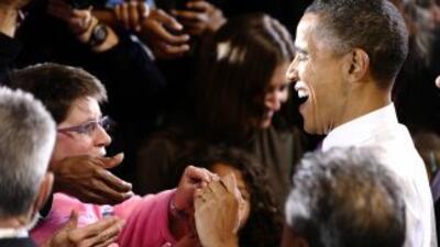 Obama enfatizó su determinación de aprobar la Ley de Equidad en Cheques...