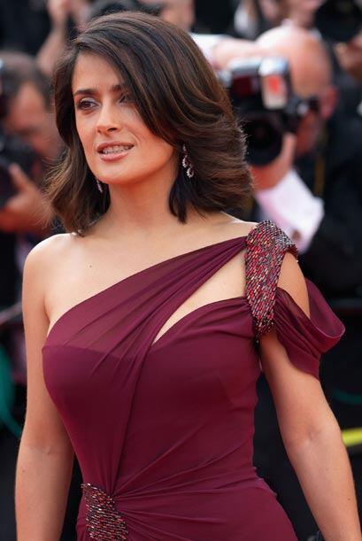 """En 1997, Salma participó en la cinta """"El Jorobado de Notre Dame""""."""