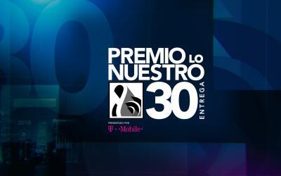 Premio Lo nuestro 2018 lead promo universal