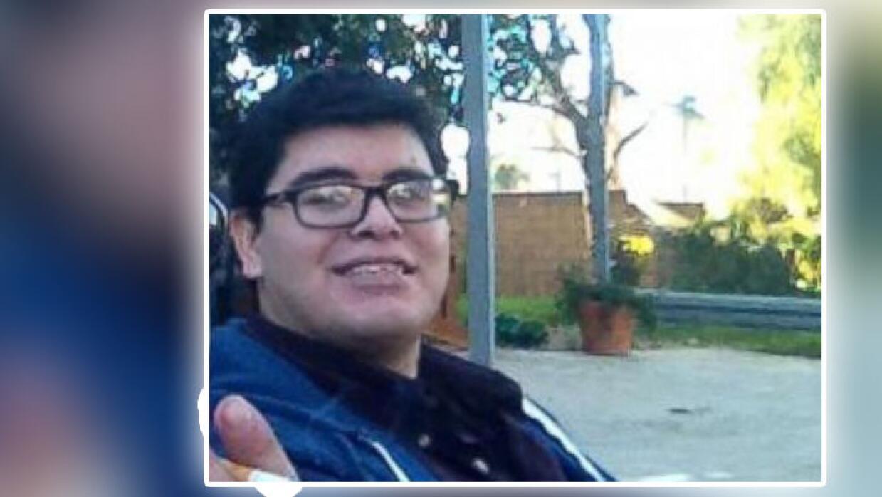 Imagen de Enrique Márquez Jr., quien el 14 de febrero de 2017 se declaró...