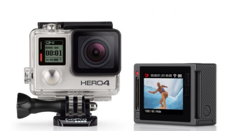 La Go Pro sigue siendo la cámara favorita de los aventureros. (Foto: GoPro)