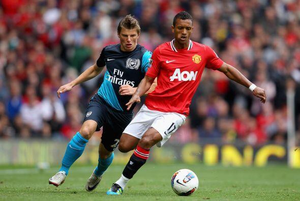 En la fecha tres de la Premier, Manchester United recibió al Arse...