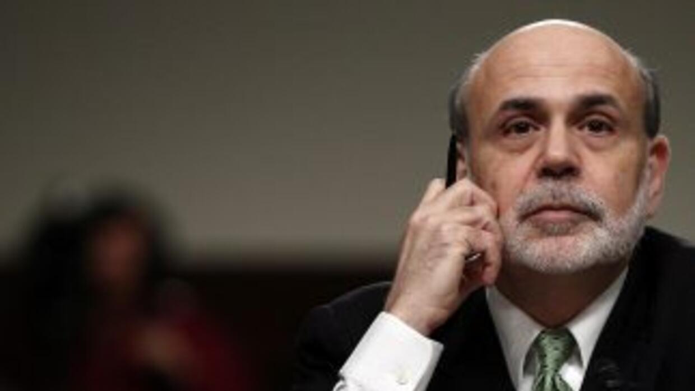 "Bernanke afirmó que es ""crítico"" que los legisladores ""eviten obstaculiz..."