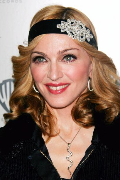 Madonna lució este modelito charlestón en un evento y se veía coqueta y...